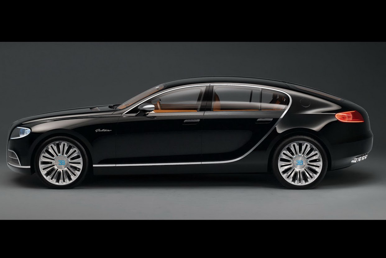 image caption: Bugatti Galibier | Super cars
