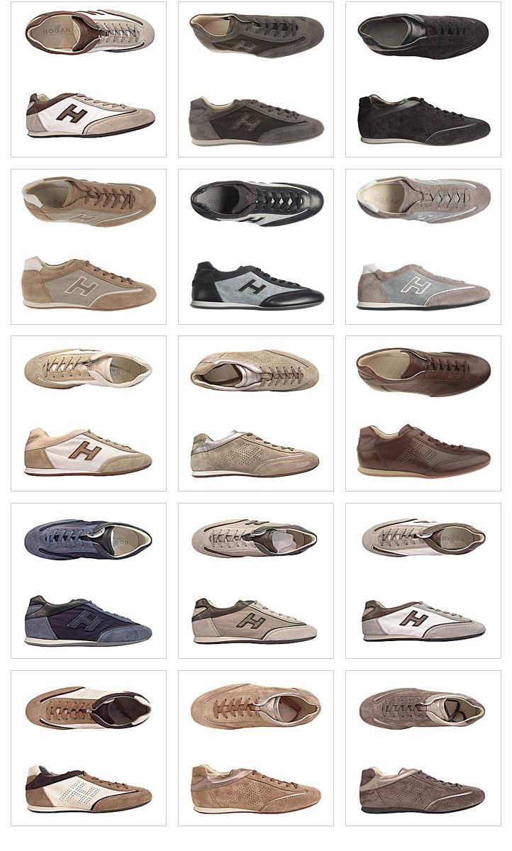 scarpe hogan olympia uomo