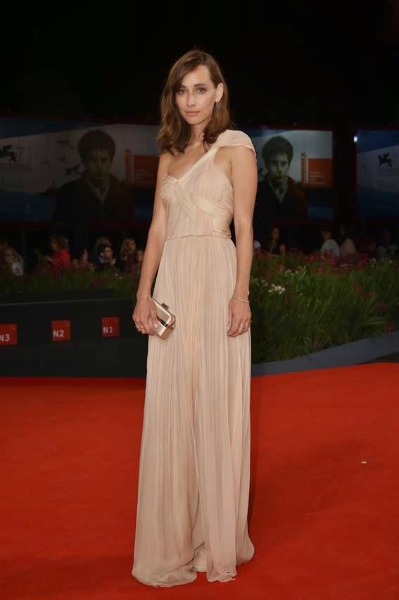 Rebecca Dayan on Red Carpet