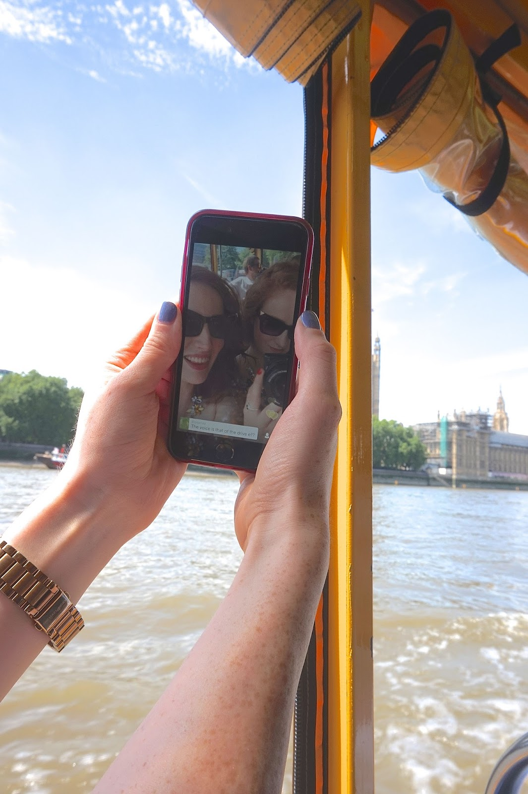 London Duck Tours Blog review