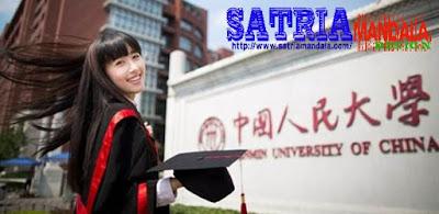 Foto cewek cantik yang bikin situs kampus down