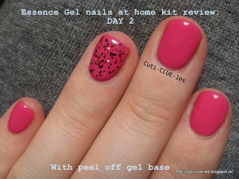 Cuti-CLUE-les: Essence gel nails at home kit: step by step review and