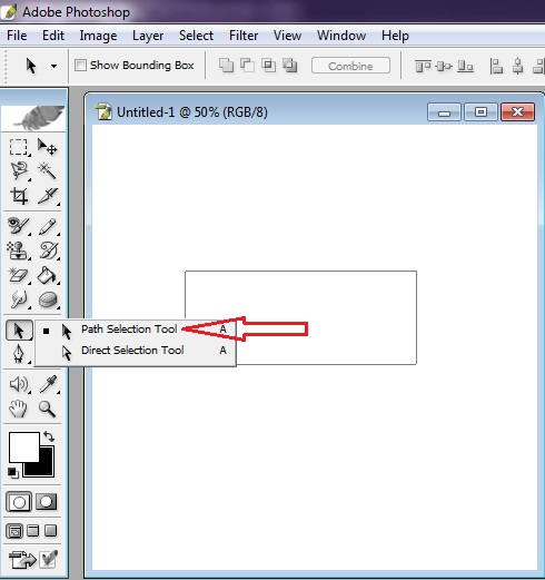 Path selection and editing in Photoshop   Adobe Photoshop ...