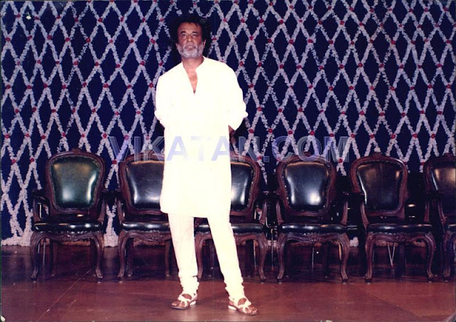 Super Star Rajinikanth's Rare Unseen Pictures 5