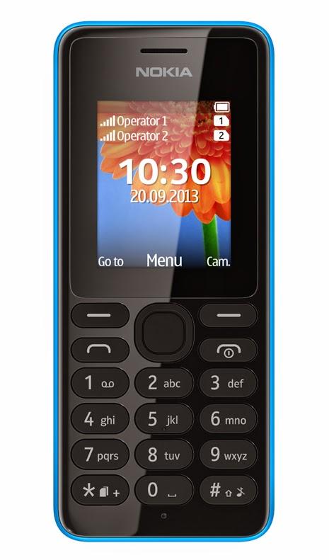 Download Nokia 108 Flash FIles