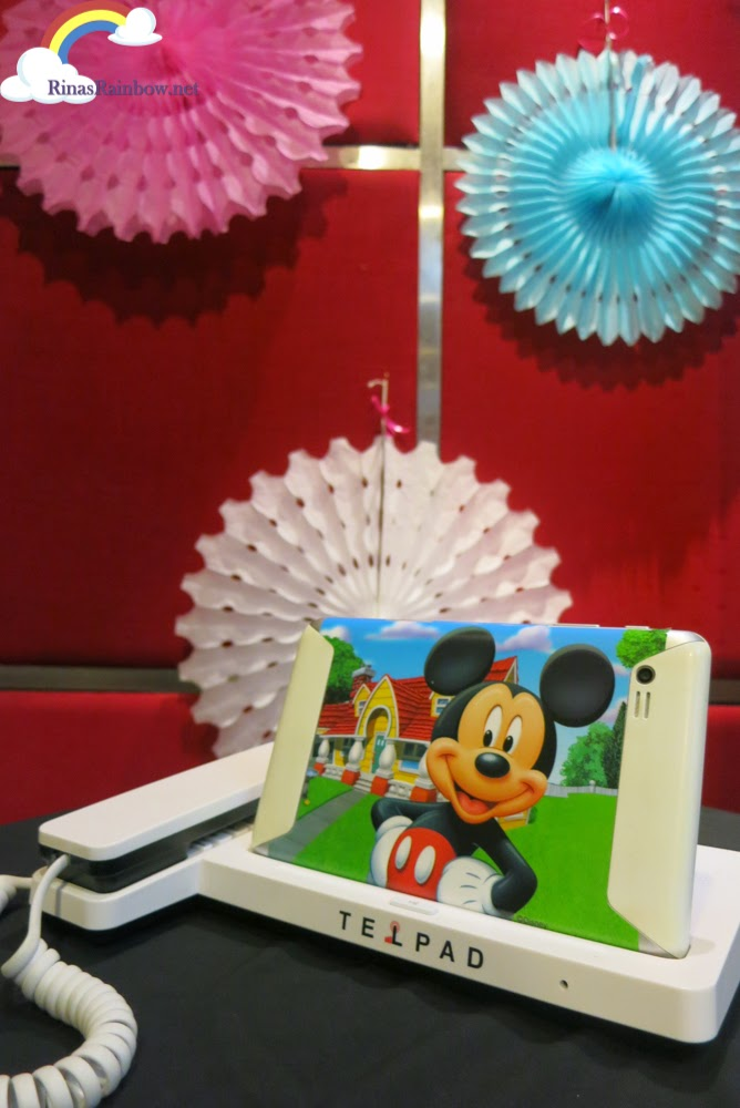 PLDT Home TelPad Disney
