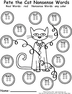 click here for a copy of the pete the cat nonsense word worksheet i hope you enjoy this labor of love if you have enjoyed reading this blog and like the