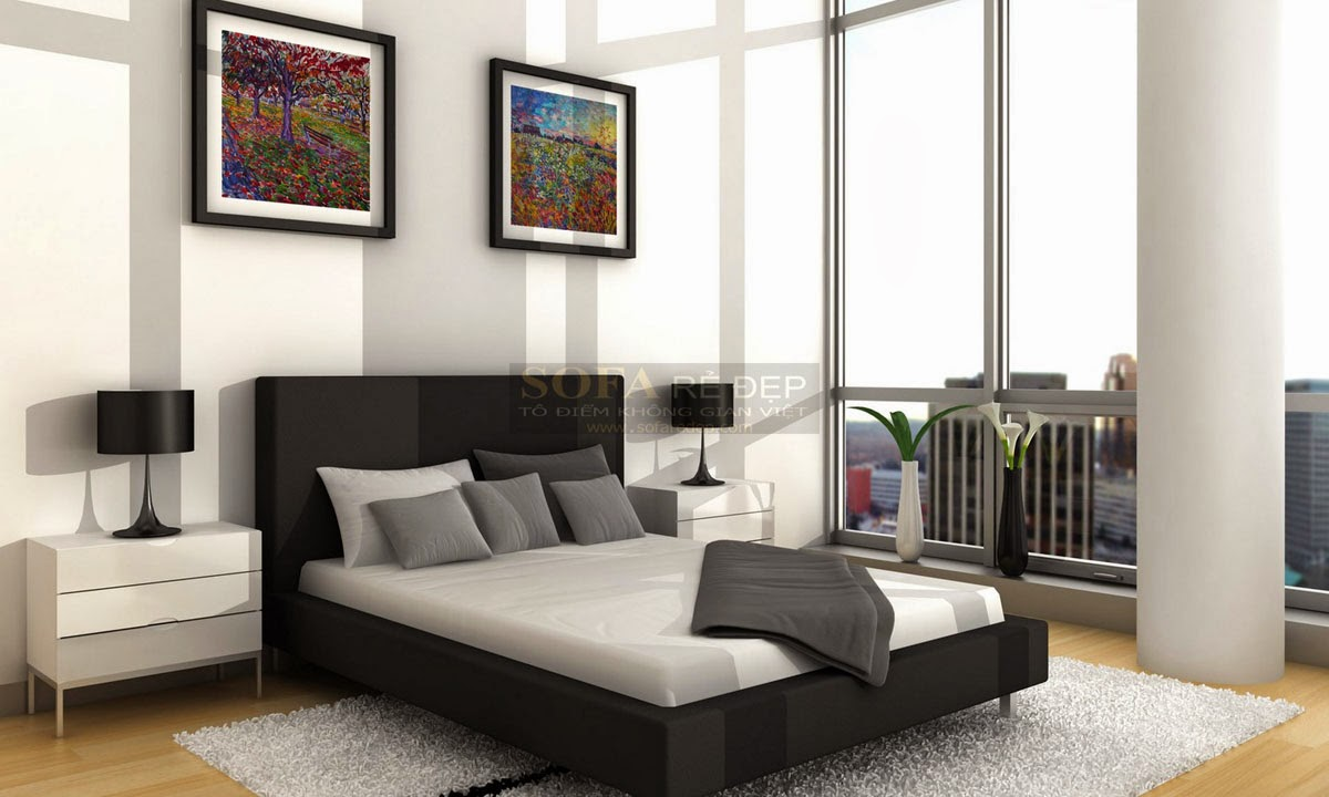 Giường ngủ GN024