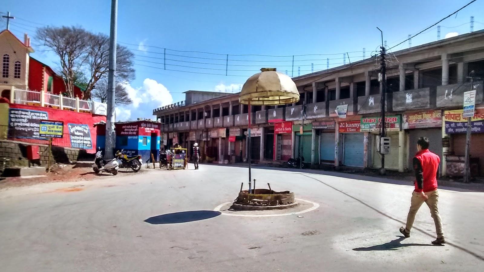 pithoragarh town