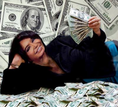 Una foto del 'presidente más pobre del mundo'