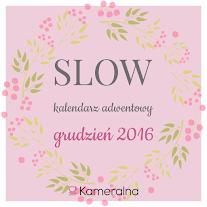 SLOW Kalendarz Adwentowy 2016