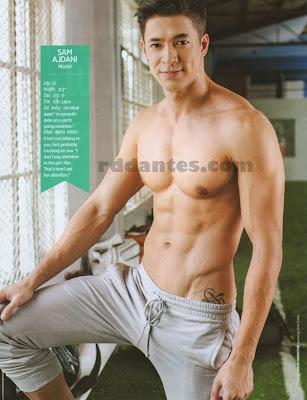 2016 l Mr World l Philippines l Sam Ajdani Samajdanicosmodsweetbox00
