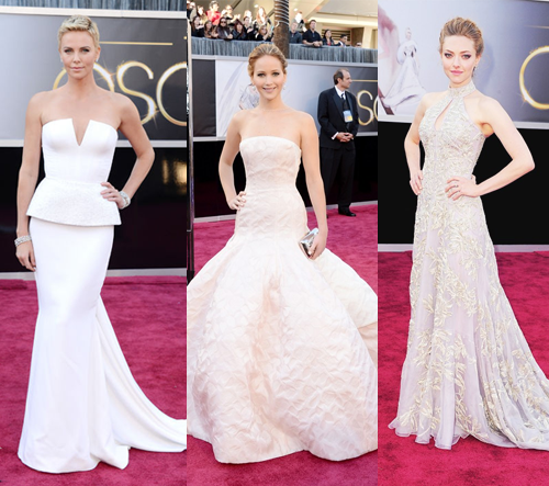 Style Winners At The Oscars 2013: The Light