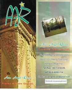 Asia Angel Reisen (für Reisen nach Myanmar/Burma)