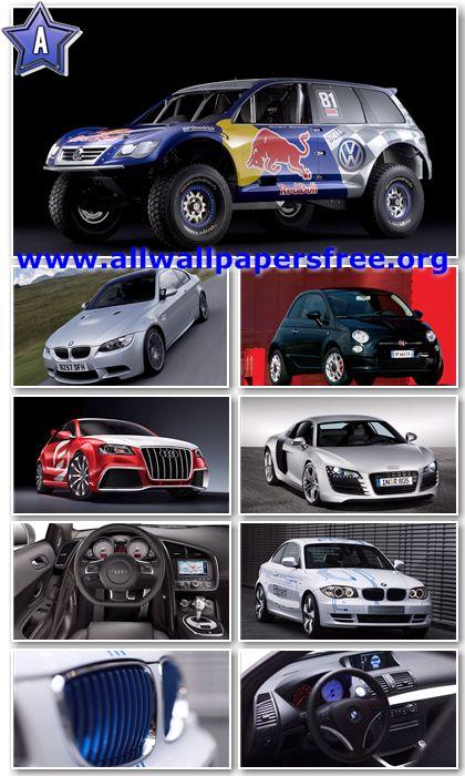 100 Impressive Cars HD Wallpapers 1366 X 768 [Set 9]