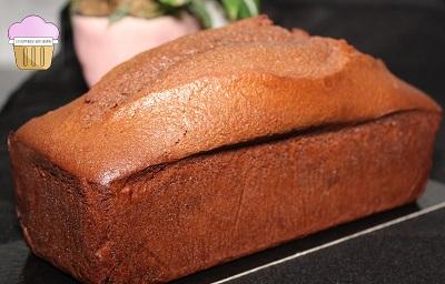 Le CAKE AU CHOCOLAT de Frédéric BAU