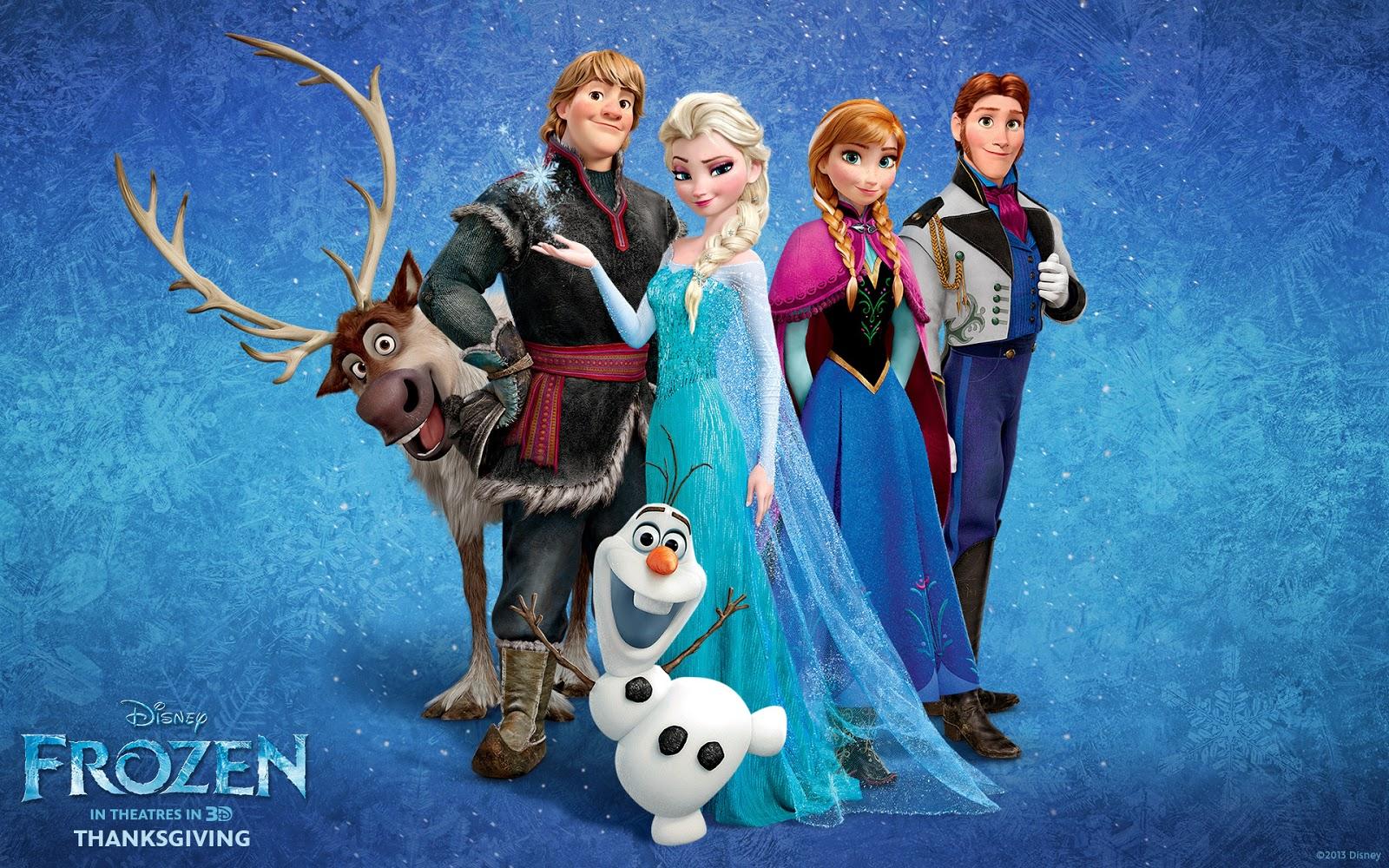 Ost Frozen - Let it Go