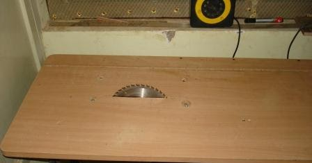 House On The Rock Convert A Circular Saw To Table Saw 2