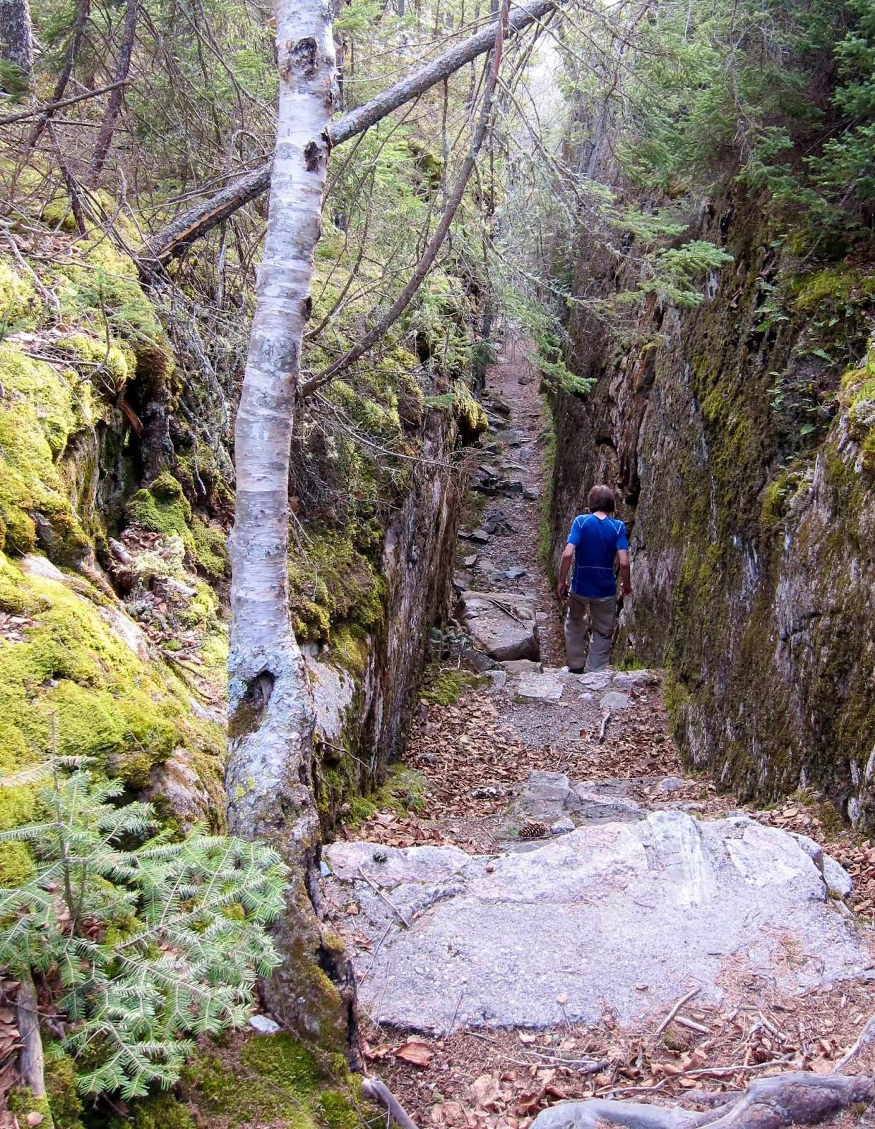 Eric s hikes lake superior provincial park coastal trail may 8 11 2012