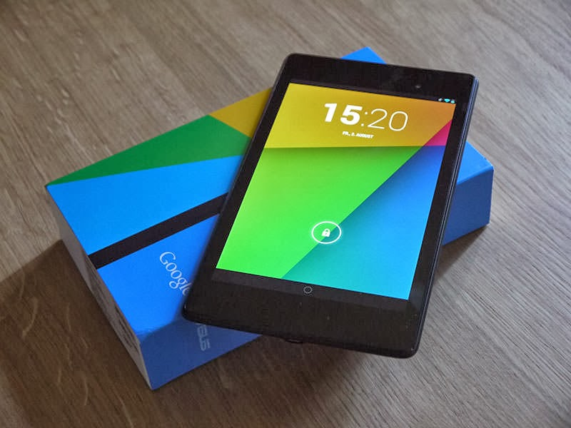 Hub: Nexus 7 (2012 and 2013) and Nexus 10 getting KitKat update, Nexus ...