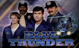 ... do Blue Thunder (Raio/Trovão Azul)