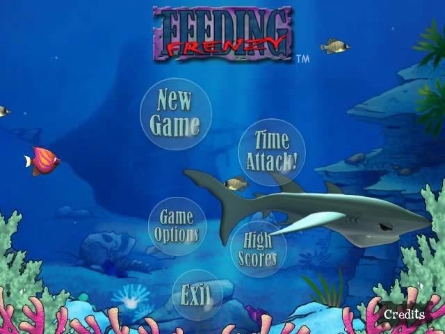 feeding frenzy online free