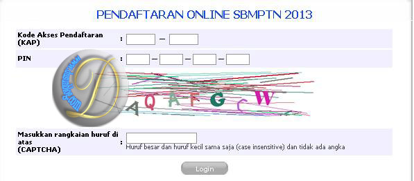 Description: Pendaftaran SBMPTN 2013 online Rating: 5