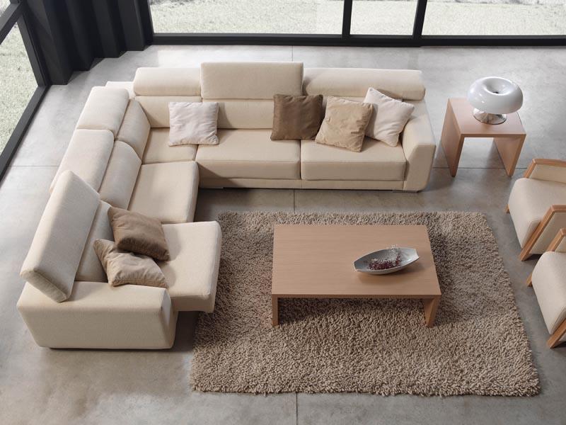 C mo elegir tu sof muebles como imaginas - Sofa 4 plazas chaise longue ...