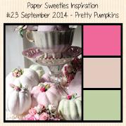 Paper Sweeties September Inspiration Challenge #23