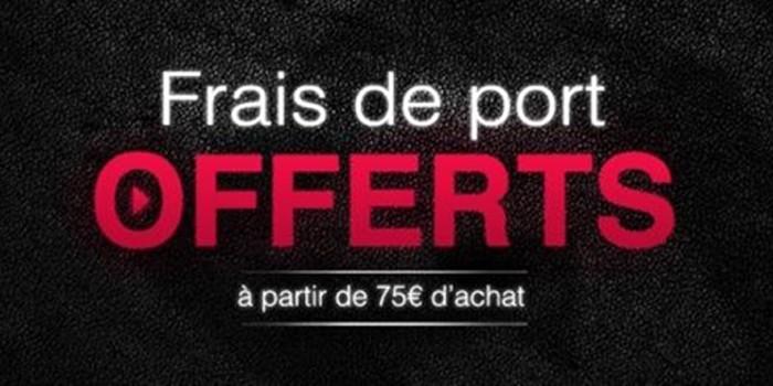 """Résultat de recherche d'images pour """"FRAIS DE LIVRAISON OFFERT DES 75"""""""