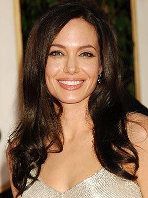 Angelina Jolie Teeth