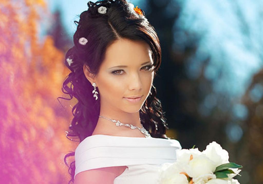 Peinados para novias de 40 aріў±os