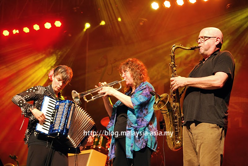 Borneo Jazz Festival Photo