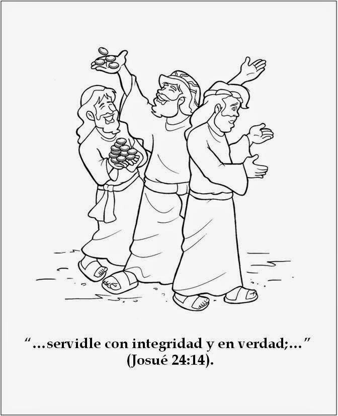 Snap Vistoso Eliseo Y Naaman Para Colorear Imágenes Ideas Para ...