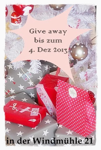 Give Away bei Iris