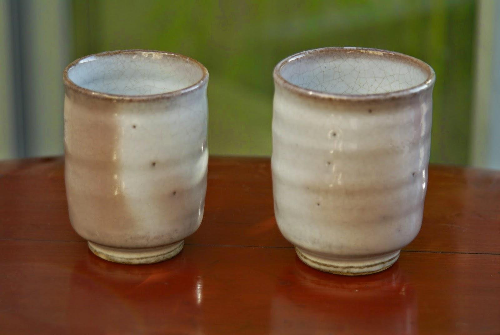 Céramique de Hagi cuisson traditionnelle Hatao Yoshika