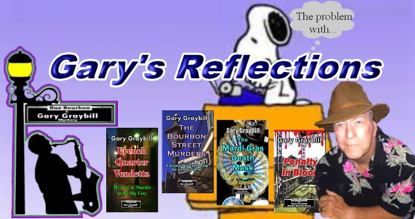 Gary's Reflections