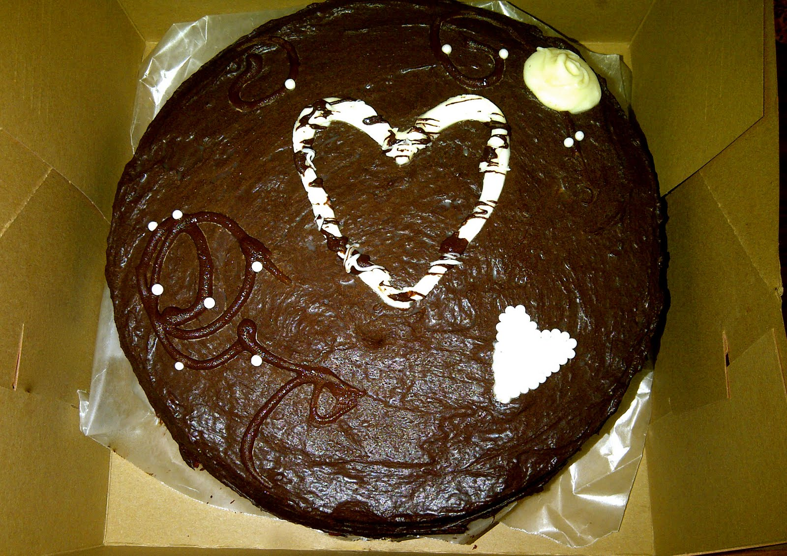 Red Velvet Cake That Snot Chocolate