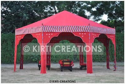 Wedding Indian Tent