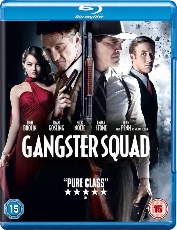 Gangster Squad 2013 720p Esub BluRay  Dual Audio English Hindi GOPISAHI