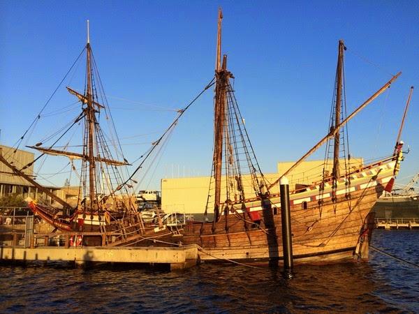 Perth Atrakcje turystyczne