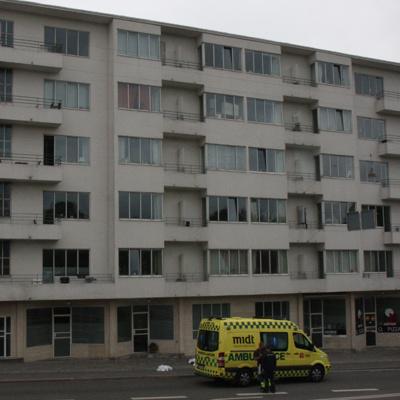 Ambulance ved Klintegaarden, Skovvejen 46, Aarhus