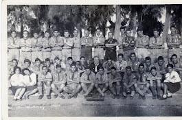 ΒΑΣΙΚΗ ΕΚΠΕΔΕΥΣΗ ΒΑΘΜΟΦΟΡΩΝ ΛΥΚΟΠΟΥΛΩΝ ΣΤΟ ΧΕΛΟΥΑΝ 1965
