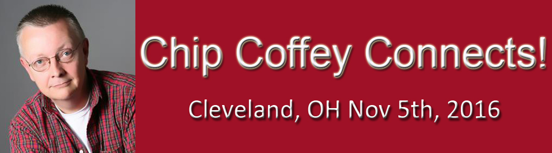 Chip Coffey Connects! Event Page
