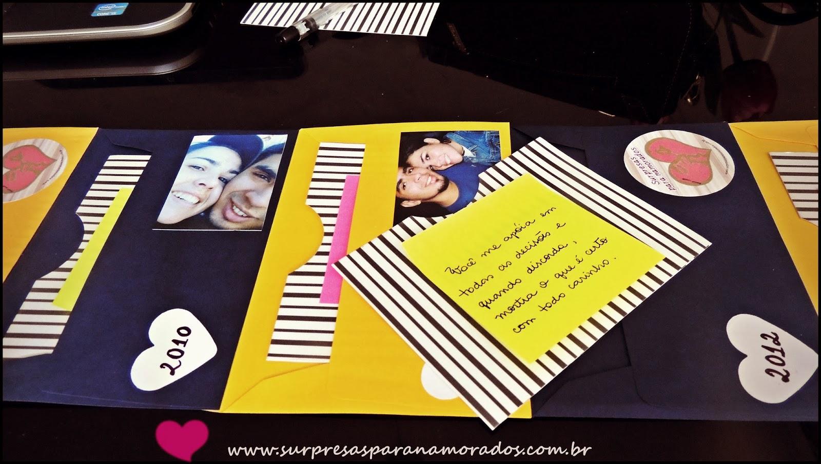 cartão para namorado