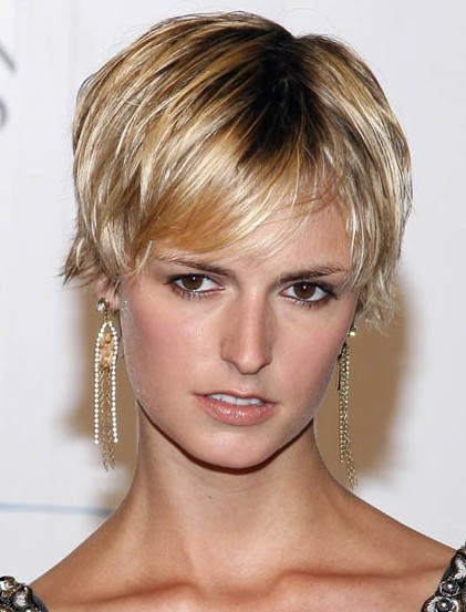 Long straight haircuts short pixie haircuts are very stylish