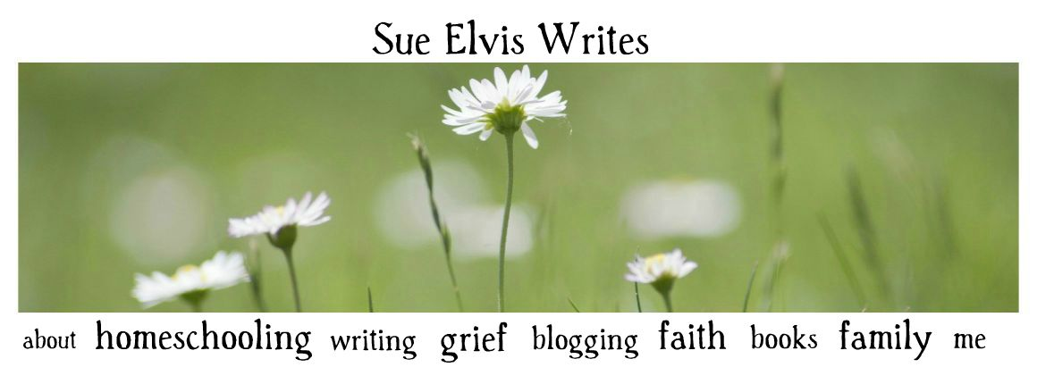 Sue Elvis Writes