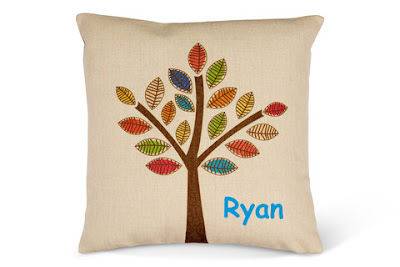 personalised children cushions