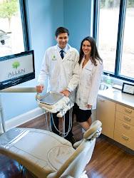Drs. Cory & Chelsea Allen