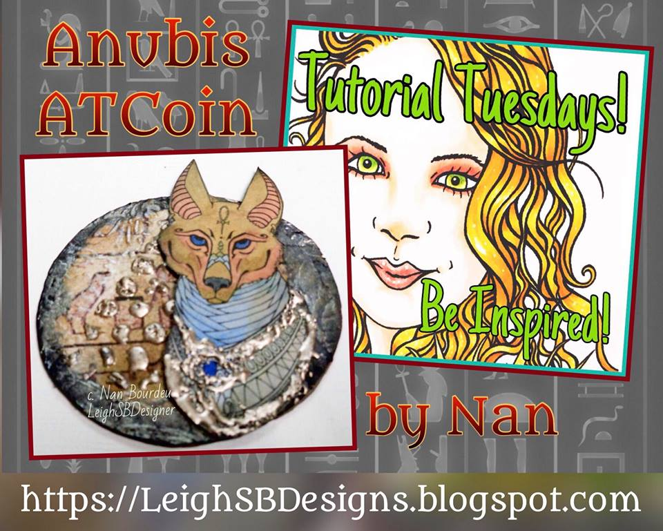Anubus Artist Trading Coin